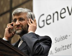 Iranian nuclear negotiator Saeed Jalili. Click image to expand.