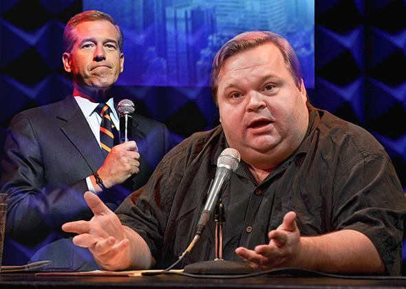 Brian Williams, Mike Daisey