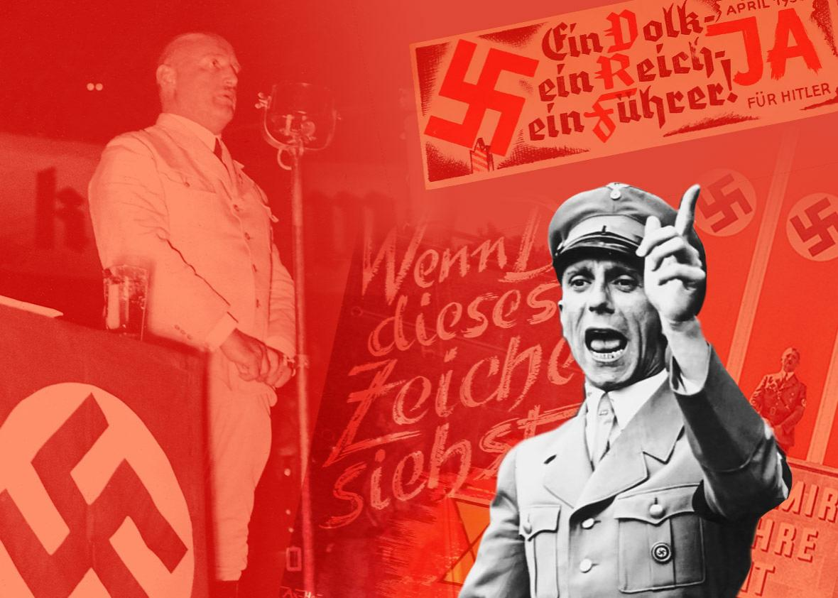 How Nazi propaganda encouraged the masses to co-produce a