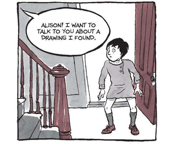 Fun Home sequel: Alison Bechdel's Are You My Mother