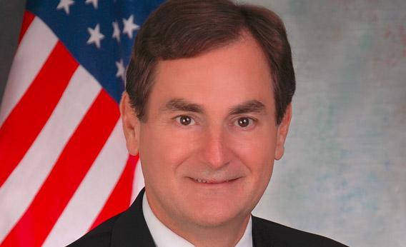 Indiana Treasurer and Republican Senate Nominee Richard Mourdock.