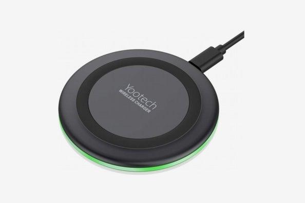 Yootech Wireless Charger, Qi-Certified.