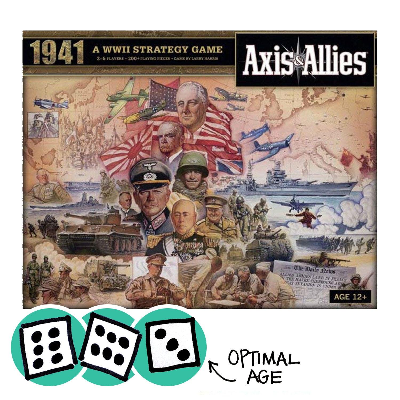 Axis & Allies.