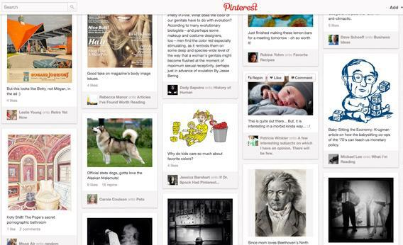 Screengrab of Slate's Pinterest page at http://pinterest.com/source/slate.com/