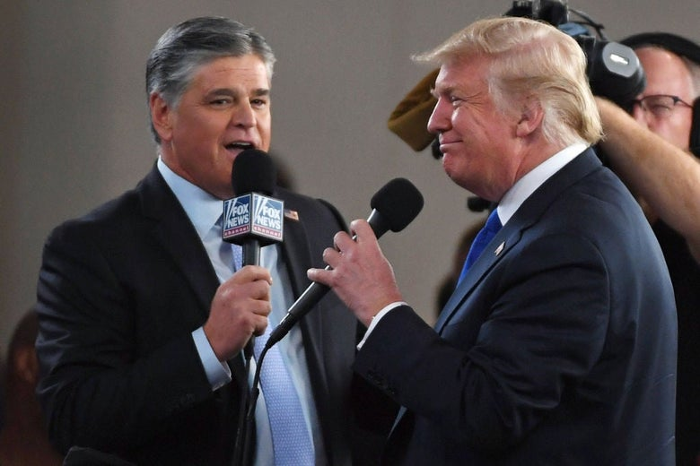 Sean Hannity Email Accuses Democrats of Covering Up the Cure for Cancer