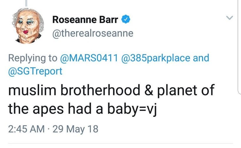 @TheRealRoseanne
