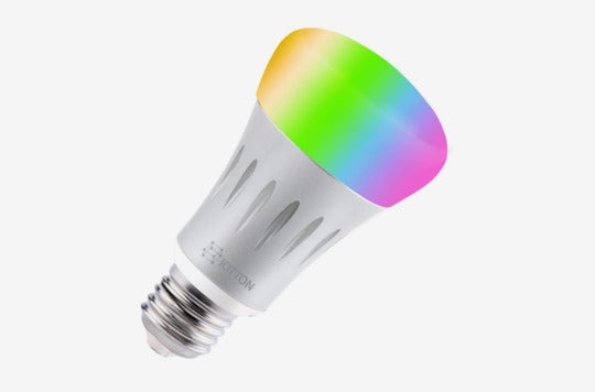 Iotton Smart LED Light Bulb.