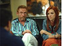 The doctor is in: Bonaduces in therapy          Click on image to enlarge.