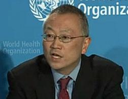 Keiji Fukuda of the World Health Organisation delivers an update on swine flu.