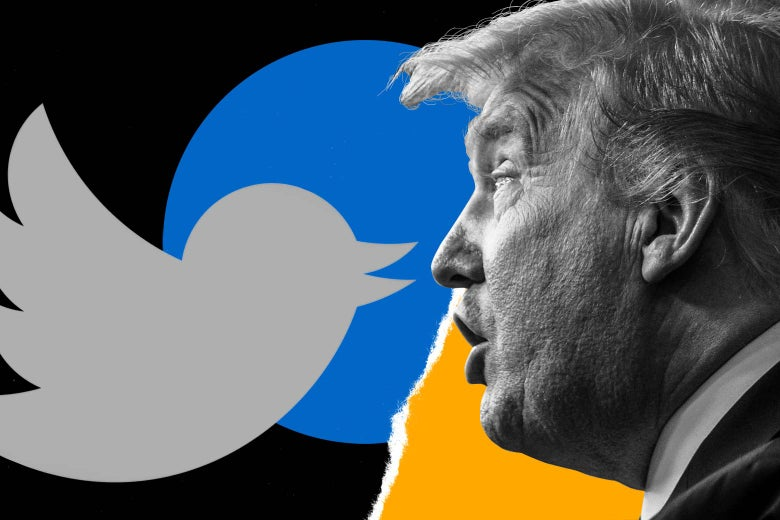 Trump and Twitter Go to War