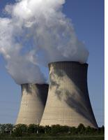 The Exelon Byron Nuclear Generating Stations in Byron, Illinois. Click image to expand.