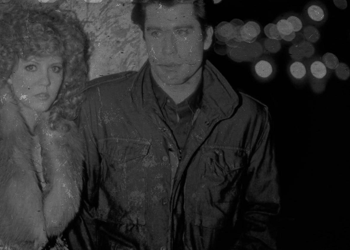 John Travolta and Nancy Allen in Blow Out (1981)