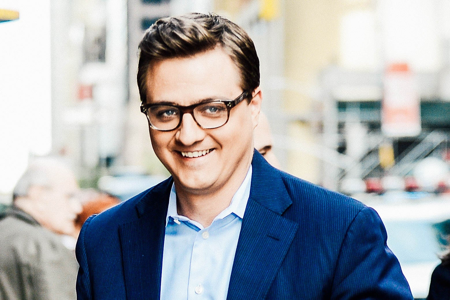Chris Hayes.
