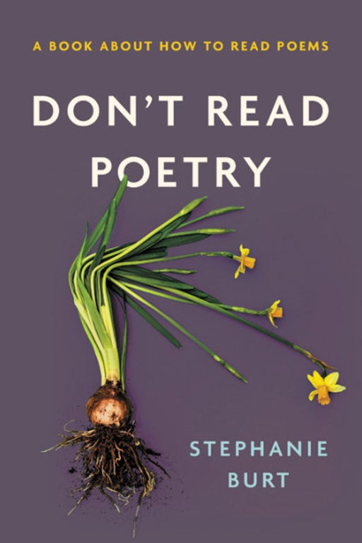 Don't Read Poetry book cover