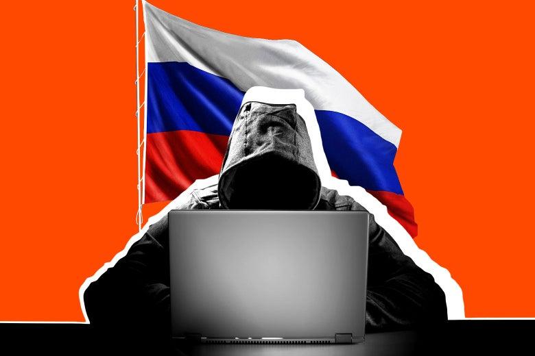 Russian hacker.