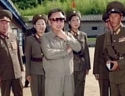 Kim Jong-il. Click image to expand.