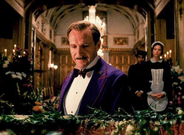 Grand Budapest Hotel's M. Gustave (Ralph Fiennes)