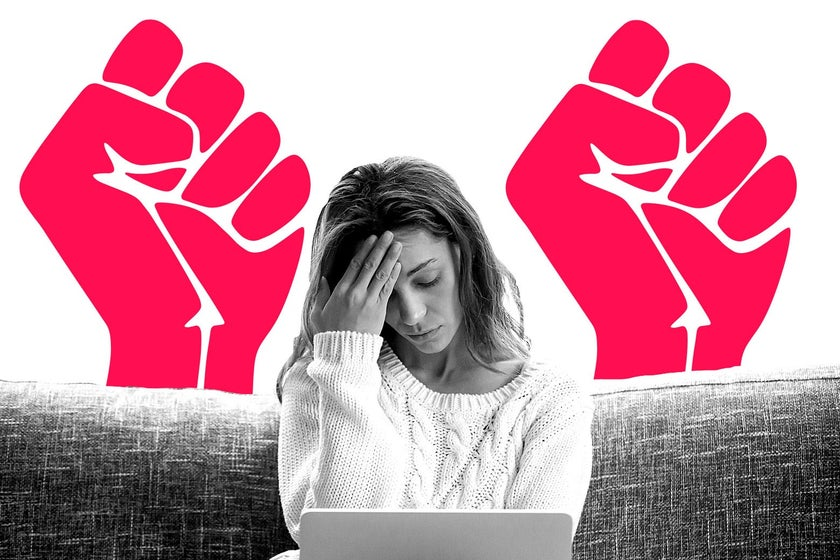 """Help! I'm Being Shamed for Not Being an """"Activist"""" on Social Media."""