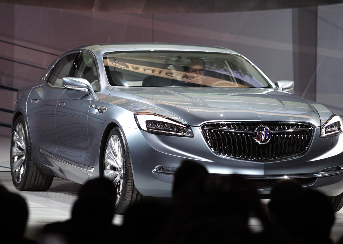 General Motors Plans To Chinese Made Buicks In America