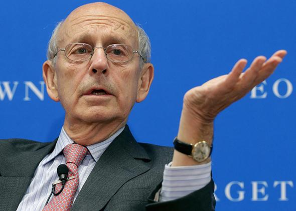 Stephen Breyer.