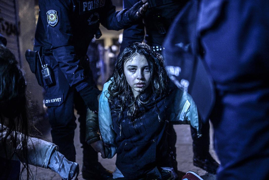 Mar. 12, 2014: Istanbul, Turkey