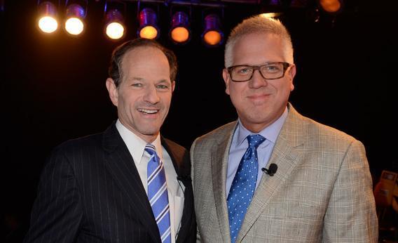 Eliot Spitzer and Glenn Beck