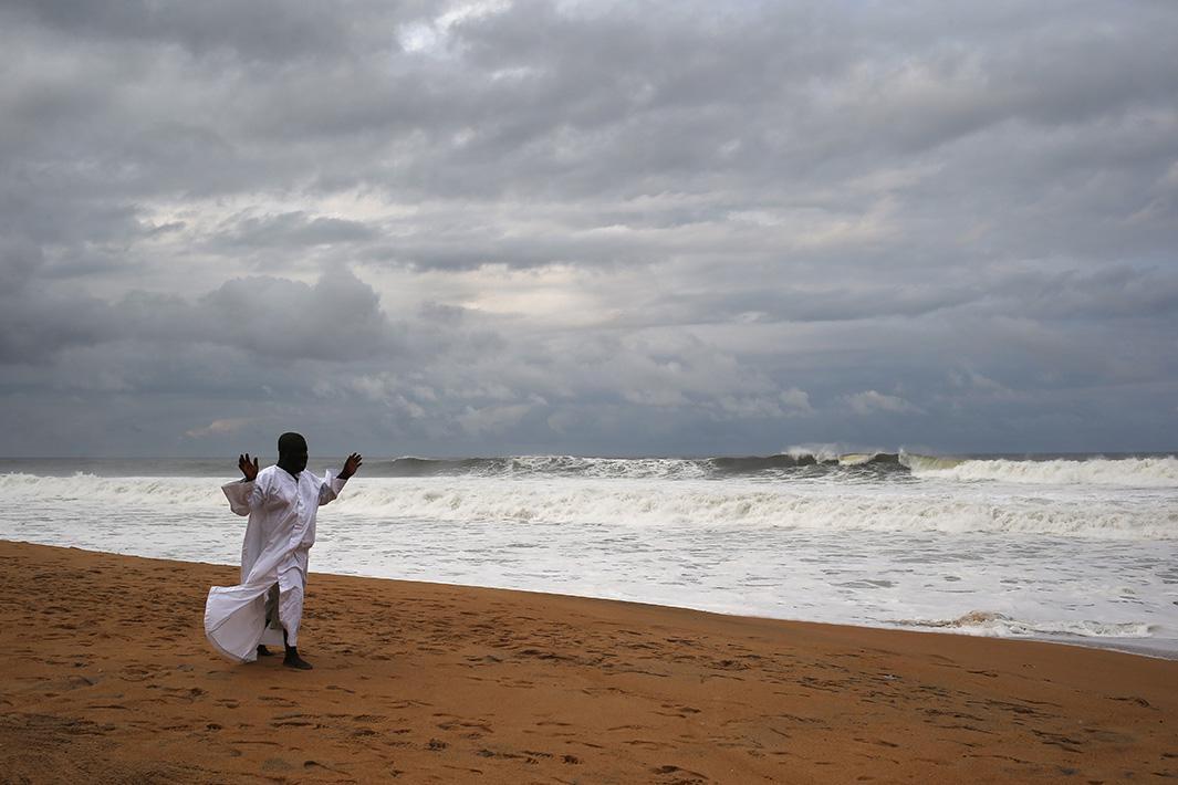 Aug. 20, 2014: Monrovia, Liberia
