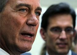U.S. Speaker of the House Rep. John Boehner. Click image to expand.