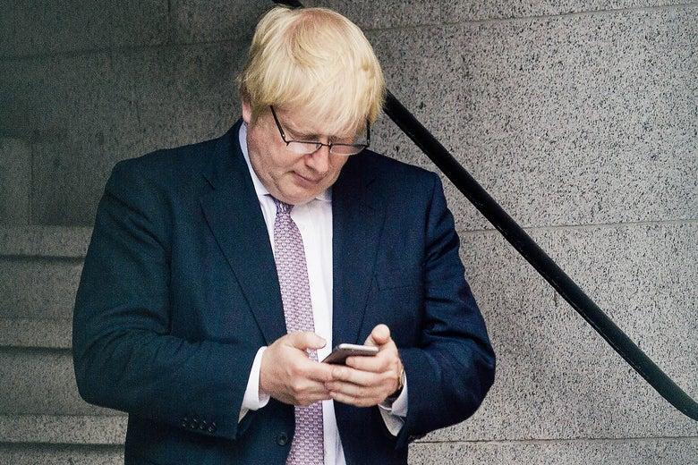 Huawei: Boris Johnson's naïvete on China