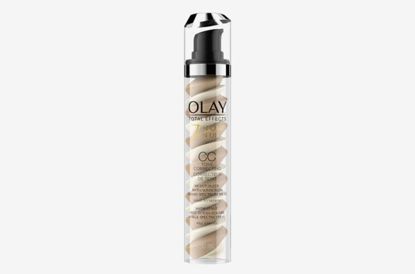 Olay CC Cream Tone Correcting Moisturizer.