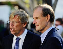 Ted Olson and David Boies. Click image to expand.