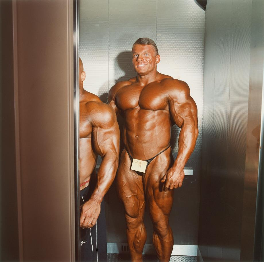 Brian Finke, Most Muscular