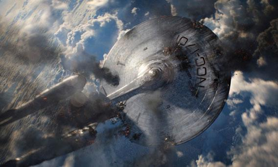 Star Trek Into Darkness: Enterprise