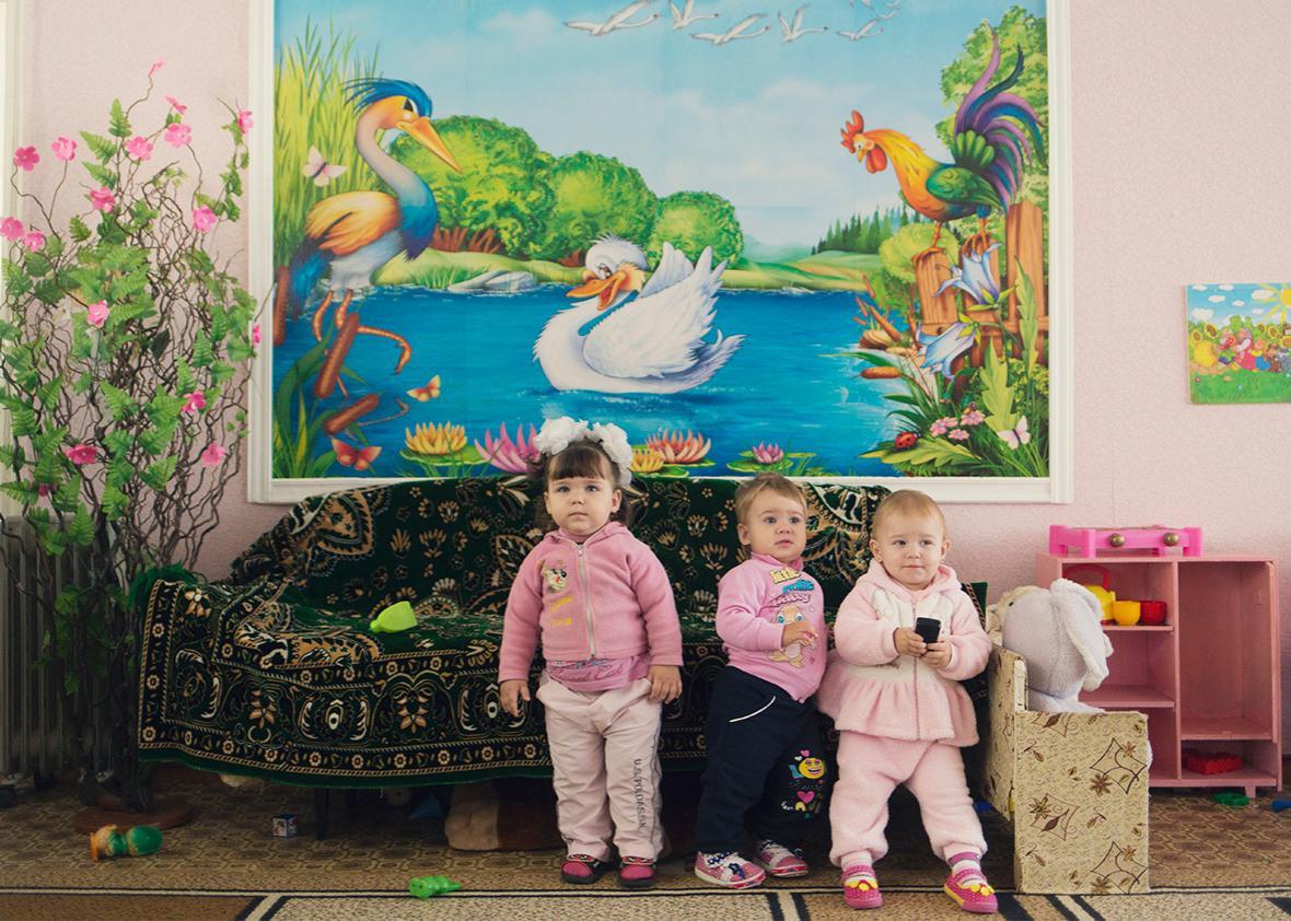 Snizhne kindergarten