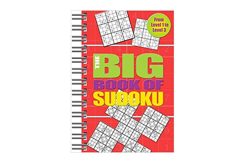 Big Book of Sudoku cover