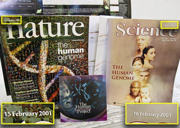 Nature & Science Magazine: Feb 2001