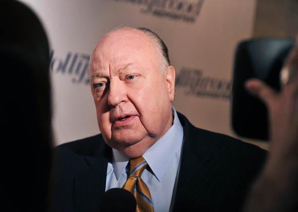 Roger Ailes, President of Fox News Channel in April 2012 in New York City.