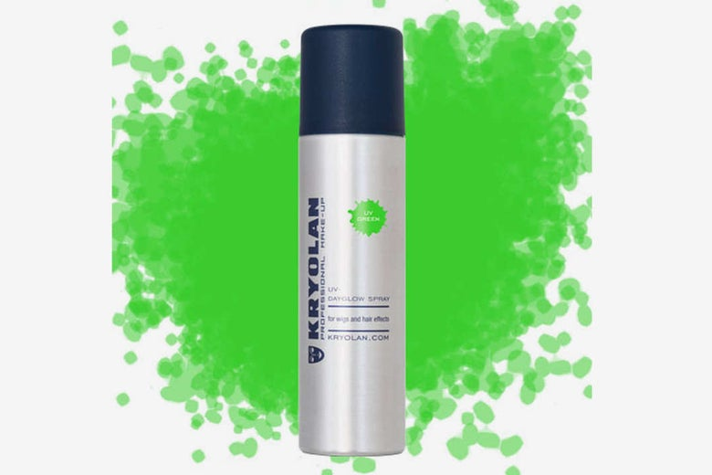 Kryolan Professional Make-Up Color Spray.