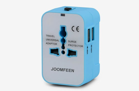 JOOMFEEN Worldwide All in One Universal Power Converter.