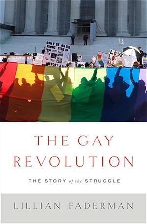 The Gay Revolution cover