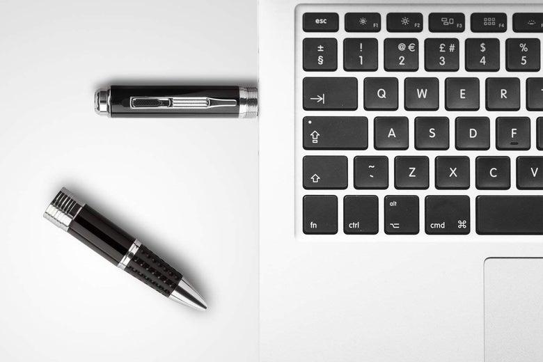 SharpCam Spy Pen