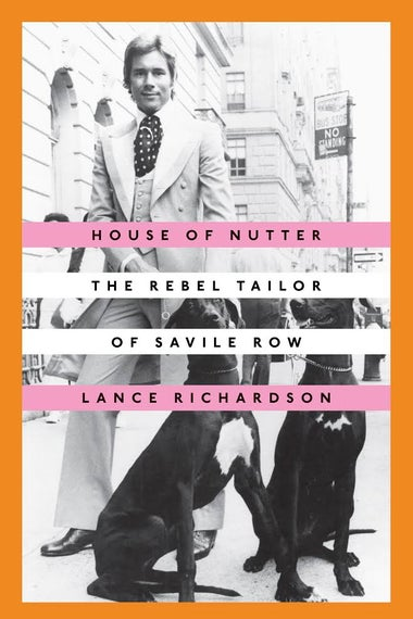 Cover of House of Nutter book.