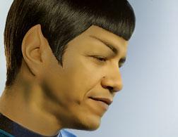 Obama is Spock.
