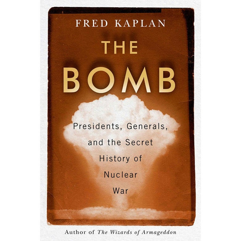 The Bomb book cover.