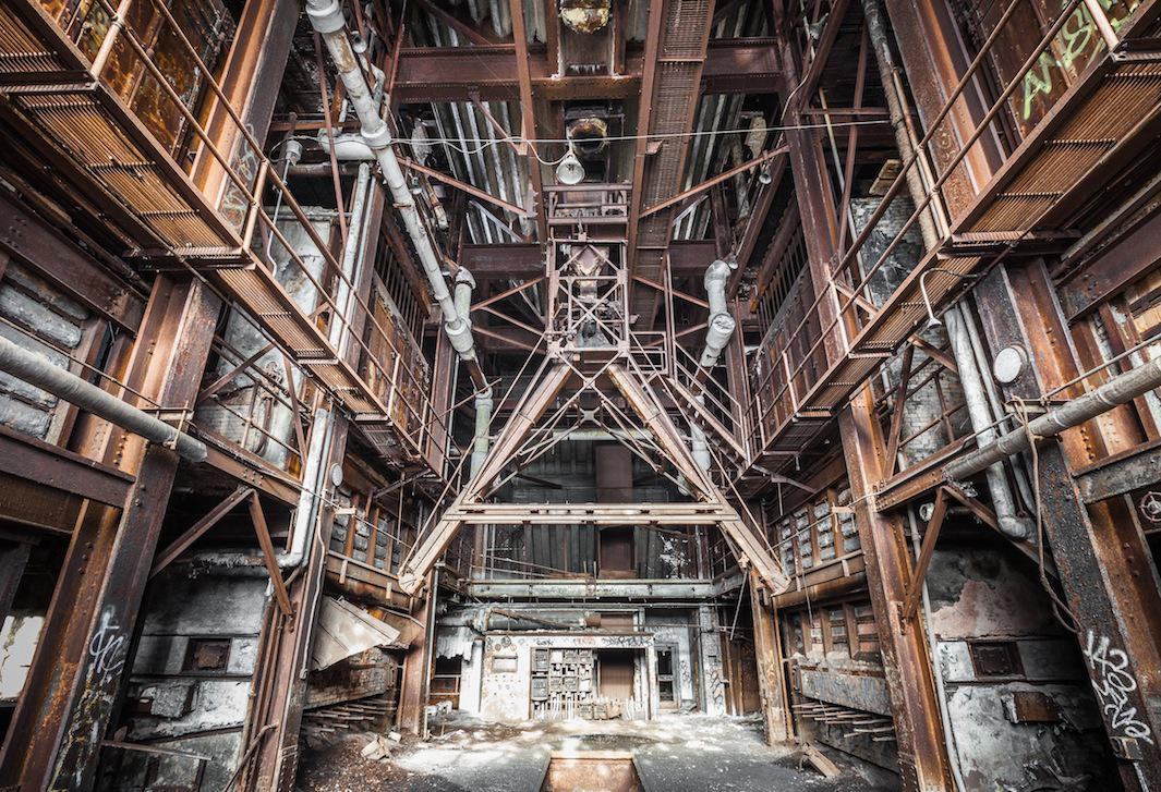 Will Ellis Photographs Abandoned Places In New York In His