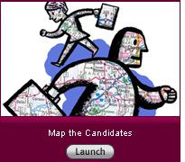 Launch Map the Candidates.