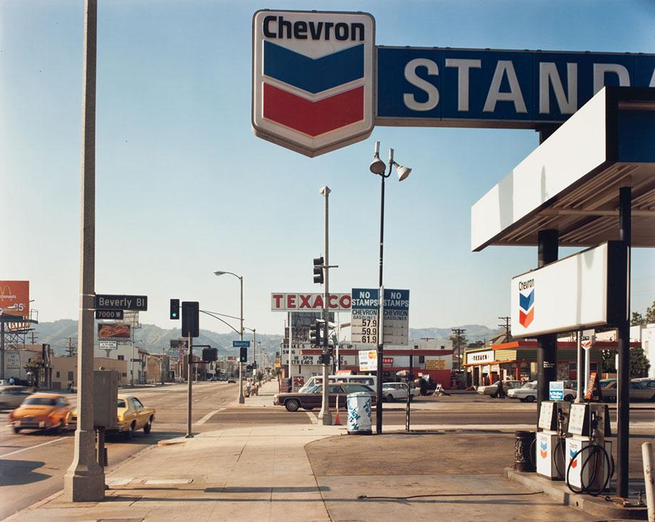 Color Rush, Stephen Shore
