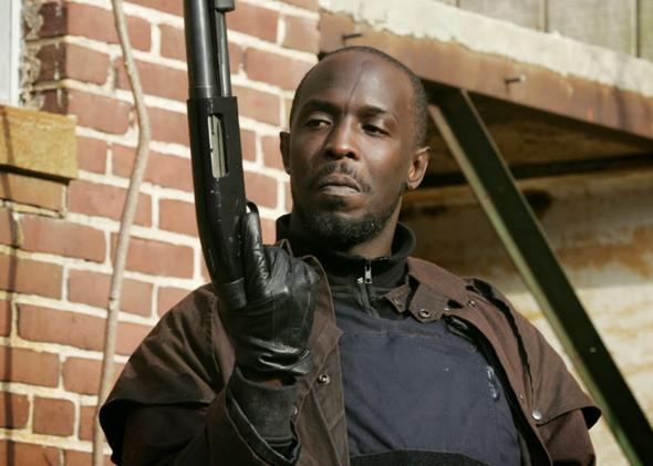 Omar Little in The Wire