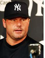 Roger Clemens. Click image to expand.