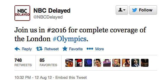 @NBCDelayed tweet